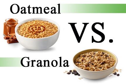 oatmeal-vs-granola