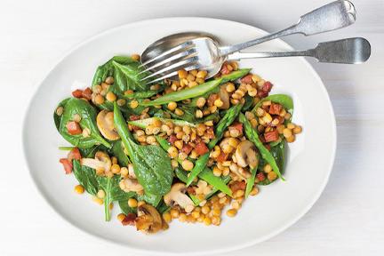 folic-acid-spinach-asparagus