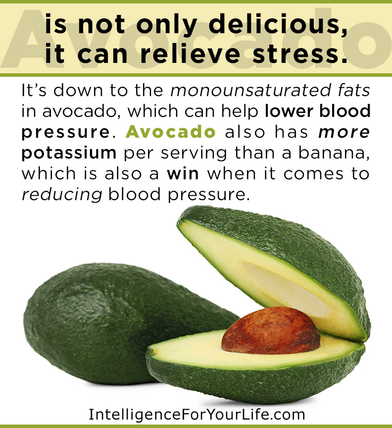 Avocado-can-relieve-stress