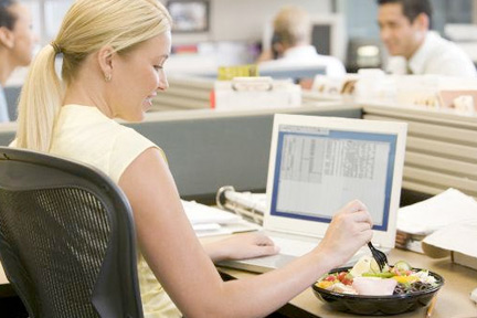 eat-at-desk