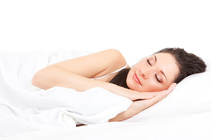 woman-sleeping-weight-gain