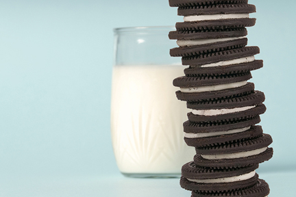 sleeve of OREOS-wp